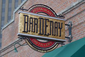 Projecting Sign, Hanging Sign
